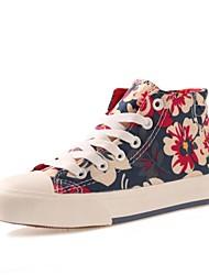 GIRL - Sneakers alla moda - Punta tonda - Cotone