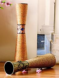 """23,6 """"ч современный стиль железа ваза цилиндрической ваза цветочный узор"""