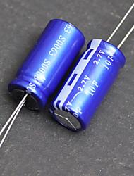 21PCS x 10F 2.7V KAMCAP HP Series Super Electrolytic Capacitors ELDC Sets