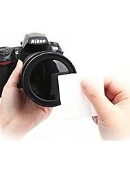 eirmai papel para lentes portátil u-40 cámara (gris)