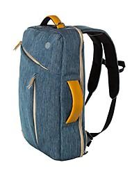 Men Fashion Casual Canvas Zipper Backpacks