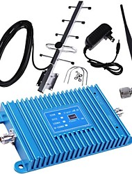 Intelligence CDMA990 850MHz Mobile Cell Phone Signal Repeater Booster Amplifier + YaGi Antenna Kit
