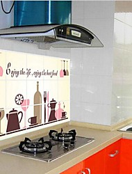 Kitchen Anti-Oil Sticker/ Environmental PVC Sticker