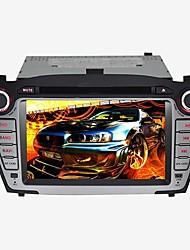 7 дюймов - 800 x 480 - 2 Din - DVD-плеер автомобиля