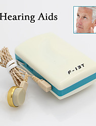 High Quality Pocket Hearing Aid Sound Enhancer Audiphone Adjustable Low Power Consumption