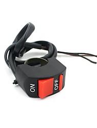 moto dual doppia ammonizione lampo interruttore Lampeggiatore moda