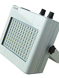 35W White Light LED Stage Light 108 Lights Metal