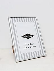 "7""X9.5""Modern/Contemporary Rectangular Acrylic/Aluminum Picture Frames"