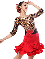Latin Dancewear Woman's Hot Latin Dance Dress(More Colors)