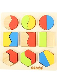 BENHO Brich Wood Plywood Shape Sorter Board-Ⅱ Education Baby Toy