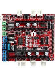 geeetech 3d impressora rampas-fd escudo para arduino devido placa de expansão sam3x8e Atmel