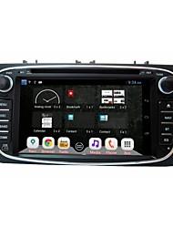 """quad core pur Android 4.2 HD 1024 * 600 7 """"voiture écran capacitif dvd 2DIN de mise au point avec le GPS + wifi + 3g intégrée"""