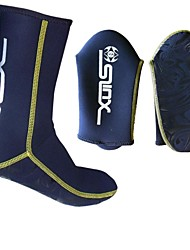 Slinx 3mm Neoprene Snorkeling Scuba Diving Winter Swim Seaside Socks Boots Wet Suit Protection Warming Non-slip Shoes