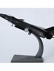statique modèle de simulation militaire de la Chine j-20 modèle de chasseur 1:72