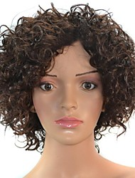 Black Women Explosion Small Volume Wig Caps Ms Individuality Caps
