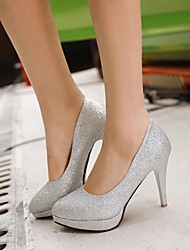 Women's Shoes Pointed Toe Stiletto Heel Pumps with Sparking Glitter Shoes More Colors available