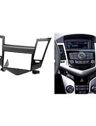 Car Radio Fascia for CHEVROLET Cruze CD Stereo Head Unit Installation Facia Kit