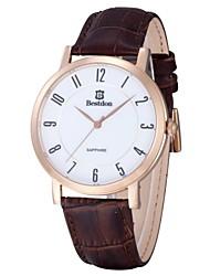 BESTDON BD98102G Men's Fashionable Waterproof Quartz Wrist Watch (1*SR621)