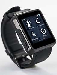 Wearable Smart Watch,Bluetooth3.0/Hands-free Calls/Pedometer/ Sleep Tracker for Android Smartphone