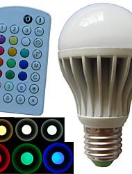 1 pcs SchöneColors E26/E27 10W RGBW Color Temperature Adjustable LED Bulb Lamp Light 700LM  AC 85-265V