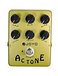 Joyo JF-13 AC тон голос усилитель симулятор гитары педаль эффект Guitarra части верно байпаса