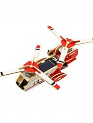 Sea Knight Double- engineer Aerotransport DIY Solar Installation Toys