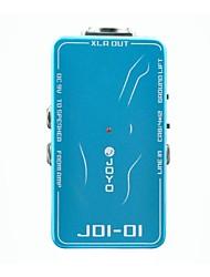 Joyo JDI-01 DI Box | Passive Direct Box With Amp Simulation