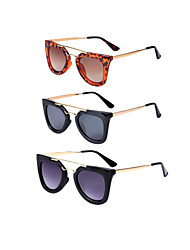 3PCS LianSan 100% UV400 Wayfarer Sunglasses