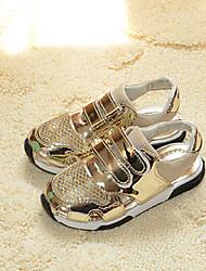 Sneakers a la Moda ( Dorado ) - Comfort - Tejido