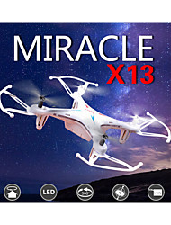 SYMA X13 Drone Remote Control Aircraft Six Axis Gyro 360 Degree Roll Aircraft Helicopter Model