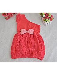 Kid's Casual/Cute Dresses (Chiffon/Mesh)