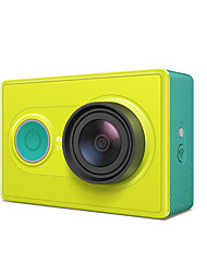Xiaomi Xiaoyi 1080P 16MP CMOS Sports Camera / Wi-Fi / Bluetooth 4.0 - Green
