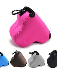 dengpin néoprène caméra étui souple de protection sac pochette pour Olympus E-pl7 (14-42 lentille) (couleurs assorties)