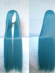2 Colors New Stylish  Cosplay Wig Synthetic Hair Wigs Long Straight Animated Wigs Party Wigs