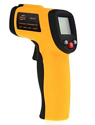termómetro de infrarrojos sin contacto digital de -50 a 550 grados lcd ir láser themperature medición electrónica