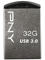 micro usb super-velocità 3.0 32gb stile metal pen drive flash m3 PNY