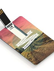 64GB The End Design Card USB Flash Drive
