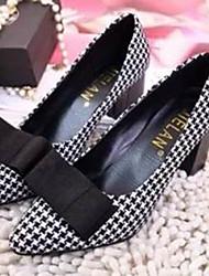 Pumps/Heels - Scarpe da donna - Tacco spesso - Tacco spesso DI PU