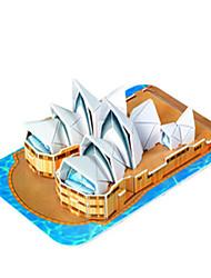 3 D пазл оперный театр Сиднея