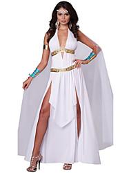 Greek Goddess Princess White Female Cosplay Costumes