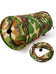 Camouflage Pattern Design Channel for Cats