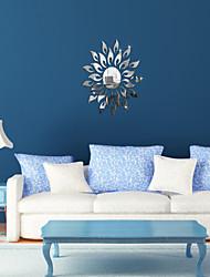 Mirror Wall Stickers Wall Decals, Creative DIY Mirror Acrylic Wall Stickers