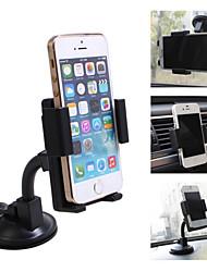 carro shunwei® desabafar multi-função de titular de telefonia móvel titular gps rotação de 360 ângulo