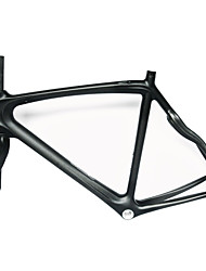 Neasty Brand 700C Full Carbon Fiber Frame and Fork 3K Matte Carbon Black 48/50/52/56CM