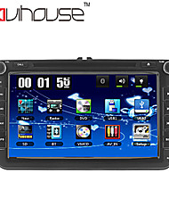"8"" Car DVD Player for Volkswagen ,with Can-Bus,Games,GPS,RDS,etc"