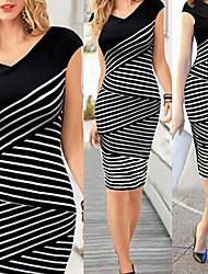 Сексуальные платья - ЖЕНЩИНЫ - Платья ( Хлопок Длинный рукав