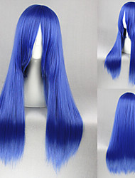 28Inch FAIRY TAIL-Wendy Marvell Blue Anime Cosplay Wig