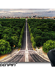 SEENPIN Personalized Mouse Pads City Highway Design