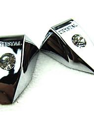 shunwei® couverture 2pcs décoration de voiture de cristal rondelle de diamant