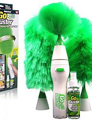 Go Duster Motorized Electric Dusters Dust Cleaning Brush 44.2*10.4*6.8 cm